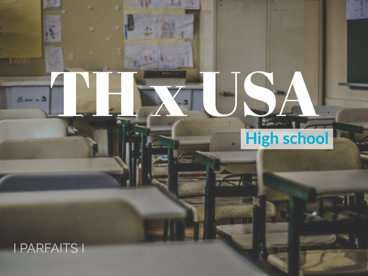 ความแตกต่าง การศึกษาไทย VS อเมริกา 2 (high school)