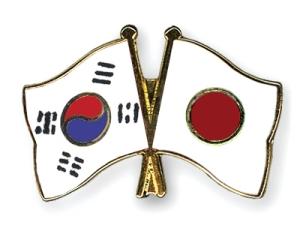 Korea-Japan-Flag
